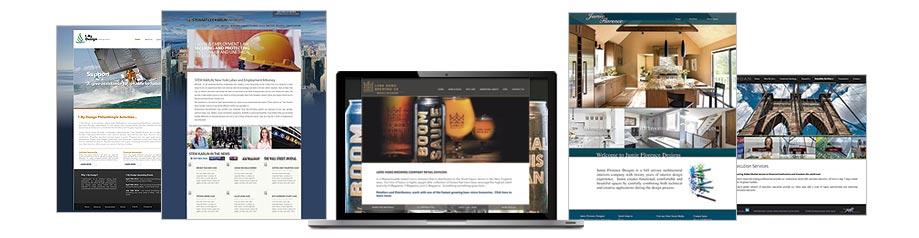 SEO Portfolio of Boston clients