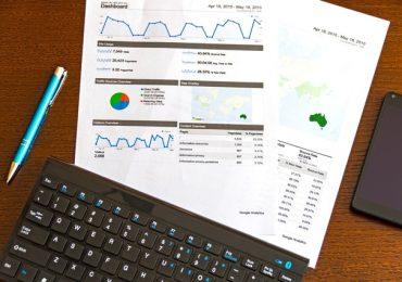 Google Analytics printed documents